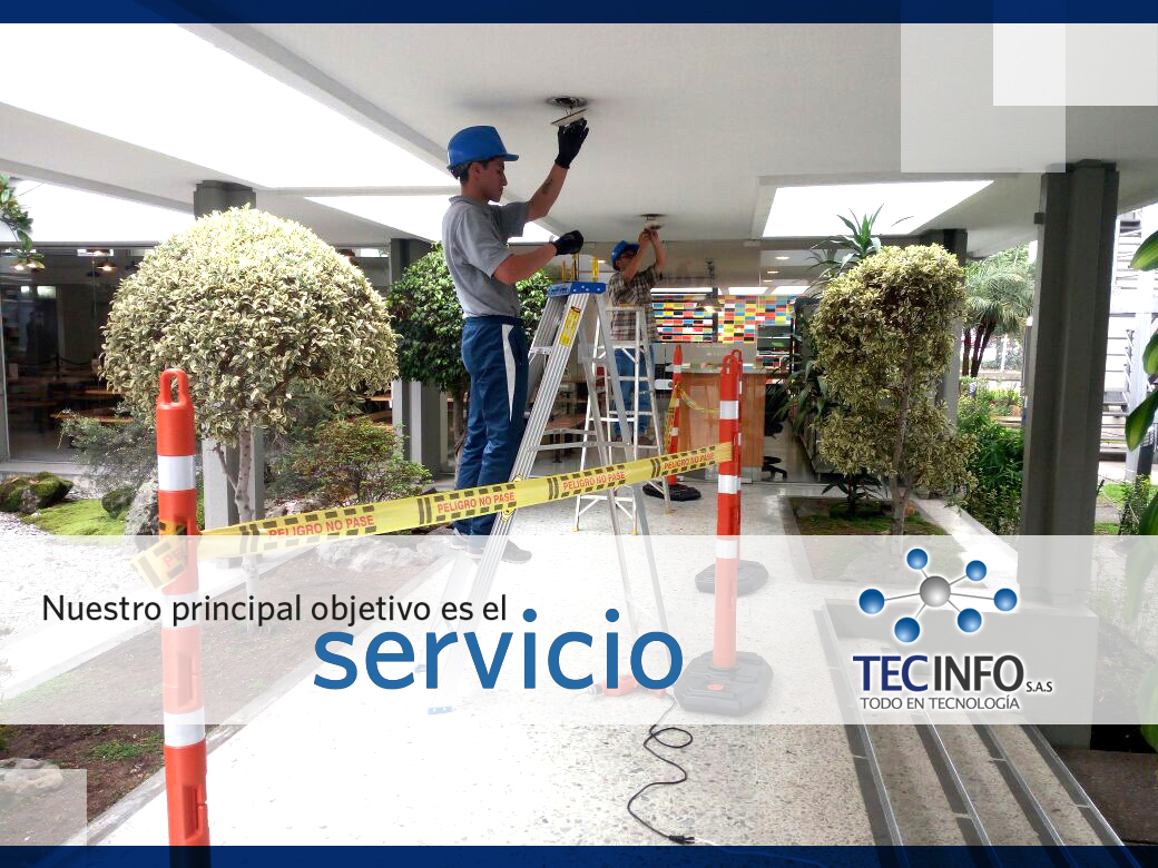 Tecinfo Sas Todo En Tecnolog A # Muebles Nisi Bogota